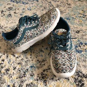 Vans Ultracush Lite Aztec Sneakers